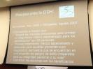 Evento empresarial en la CDHDF
