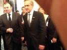 Reunión secretario de Hacienda con el jefe del GDF